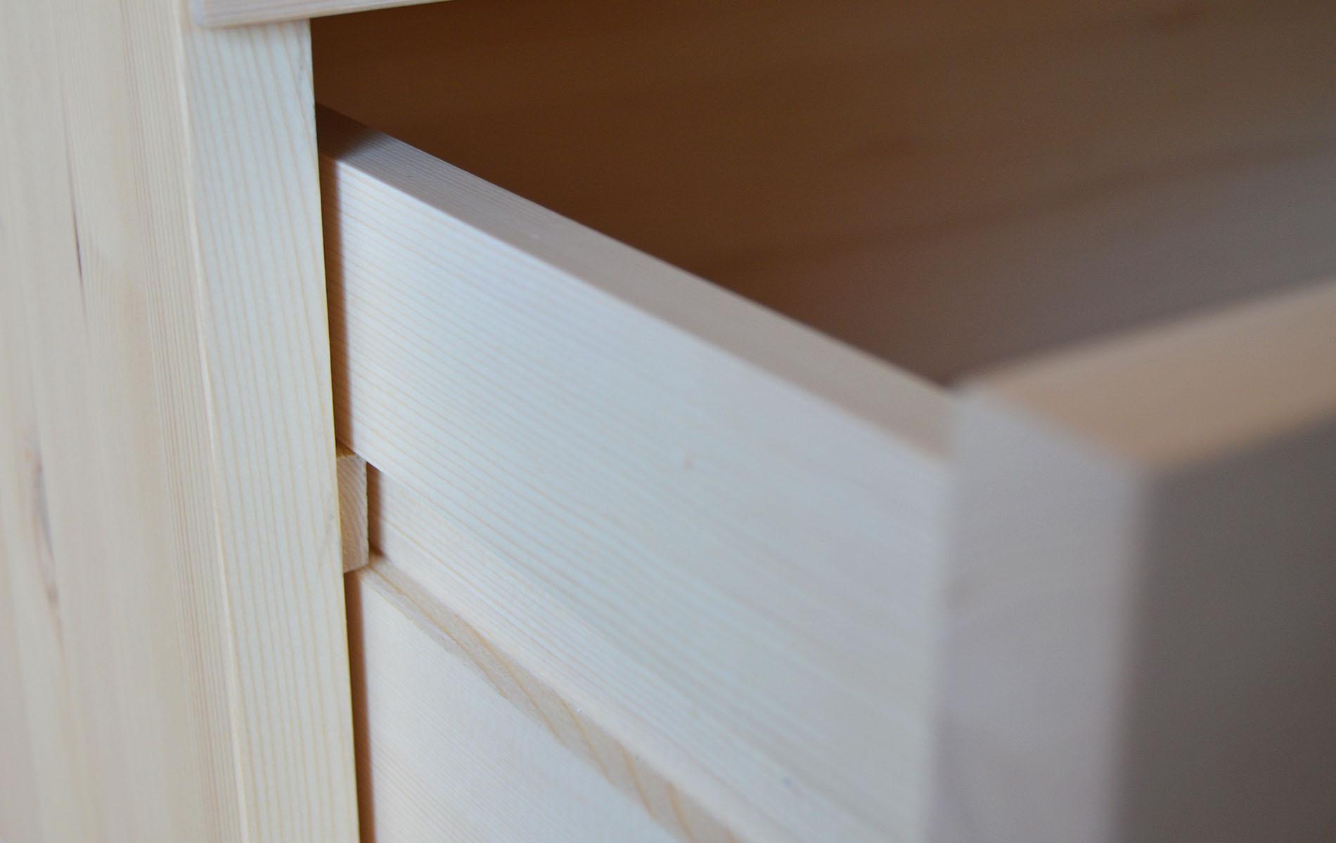 cajón mueble salón madera