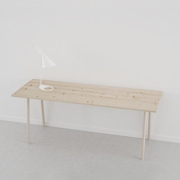 escritorio habitacion infantil estilo nórdico