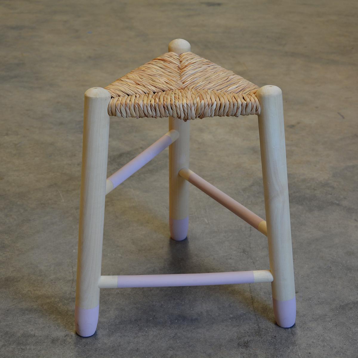 taburete cocina madera