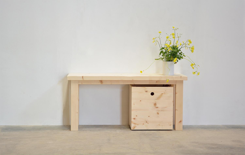 banco madera zapatero