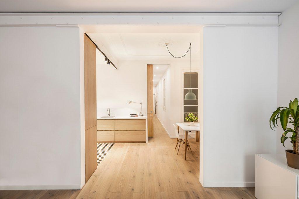 interiorismo moblebo madera