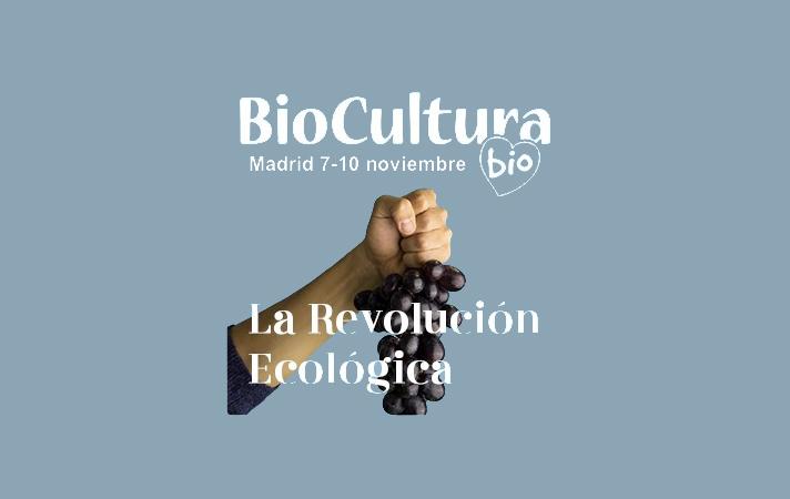 Feria de productos ecológicos Madrid