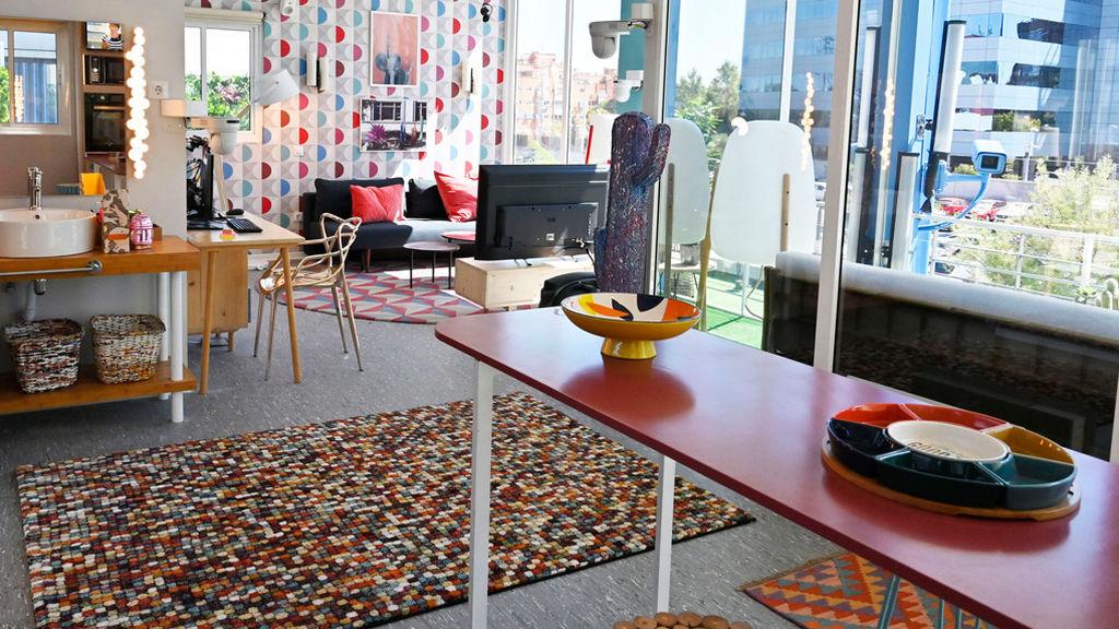 mueble nórdico y ecológico de diseño
