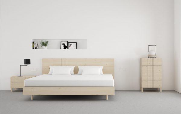 sinfonier cajones en madera natural maciza diseño exclusivo calidad